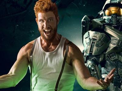 Pablo Schreiber Will Play Master Chief In Halo TV Series