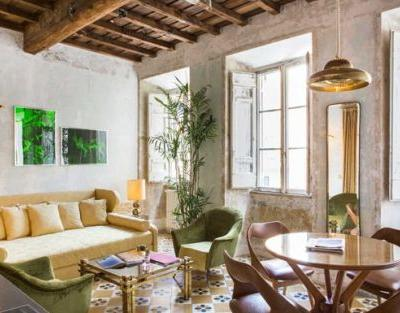 Top 10: the best boutique hotels in Rome