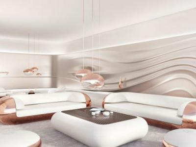 Maybach's Ultimate Luxury Is A Living Room Where You Can't Touch Anything