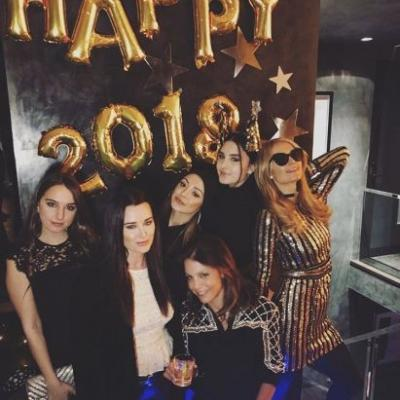 Reality TV Star New Year's Eve Photos: Lala Kent, NeNe Leakes, Kyle Richards, LeeAnne Locken & More