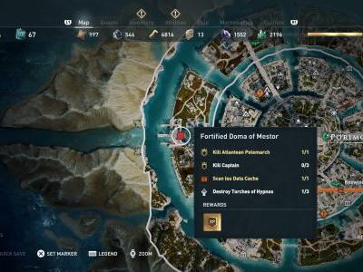 Assassin's Creed Odyssey Rightfully Yours Quest Guide - Where to find the Dikastes armour