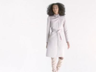 Frederick Anderson Unveils A Textural Blend For NYFW