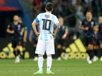 'Don't cry for me Argentina!' - Messi and Co. leave world in shock after Croatia World Cup dismantling