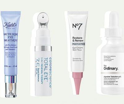 The Best Wrinkle-Erasing Eye Creams That Turn Back Time