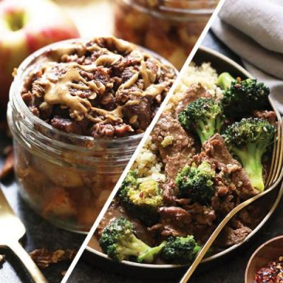 Instant Pot Recipes for Every Meal!