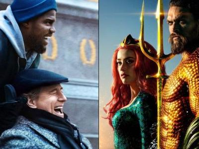 The Upside Steals Top Spot at the Box Office as Aquaman Crosses $1B