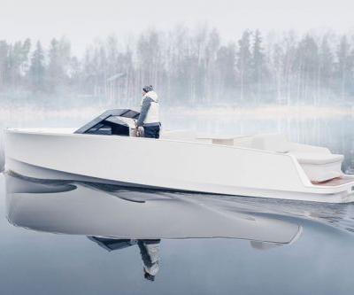 Q-Yachts Designed a Completely Silent Electric Yacht