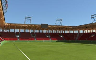 Why Stadiums Made of Wood Could Be the Next Big Innovation in Sports Architecture