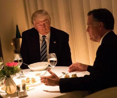 Trump responds to Mitt Romney's op-ed criticizing president's 'character'