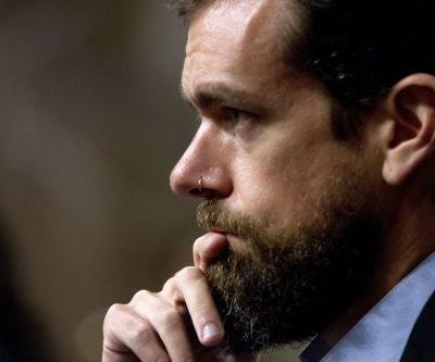 Twitter CEO Jack Dorsey shared a look at his spiking heart rate while he was getting grilled by Congress