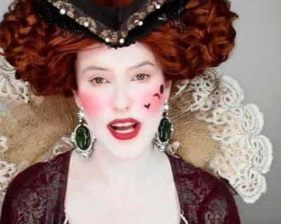 Celebrity Makeup Artist Gives Us the History of Beauty in Under 7 Minutes