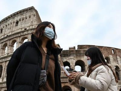 Italy put 12 towns on coronavirus lockdown after 215 cases and 5 deaths made it the most-infected country outside of Asia