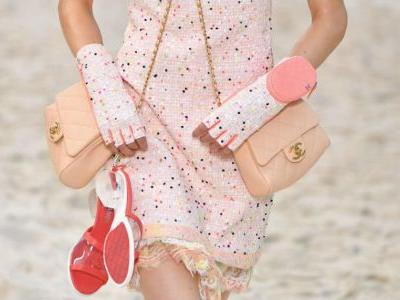 ICYMI: Chanel Goes to the Beach, The Best of the Best Street Style & Beauty Inspo for Days
