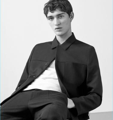 Otto Lotz Embraces Minimal Style with COS Spring '18 Essentials