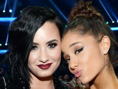 Ariana Grande Reveals She Checks On Demi Lovato 'Every Day' After Fan Says She's Not Supportive