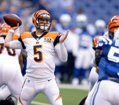 QB AJ McCarron agrees to sign 2-year contract with Bills