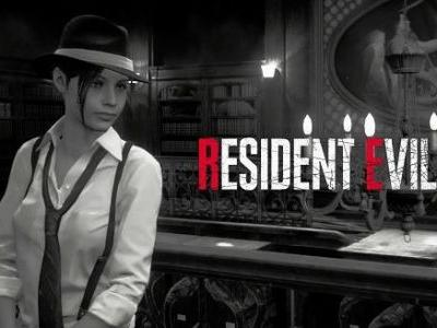 New Resident Evil 2 Trailers Showcase Claire's 'Noir' and Leon's 'Arklay Sheriff' Costumes