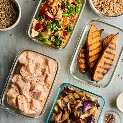 Meal Prep Plan: How I Prep a Week of Easy Family Meals for the Grill