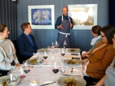 My Chef's Tasting Menu Lunch with Wine Pairings at Carneros Resort in Napa