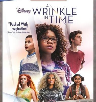 Blu-ray Review: Disney's A Wrinkle in Time (2018)
