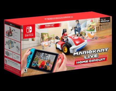 Looking for Black Friday Mario Kart Live deals? They're only in bundles