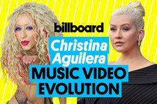 Every Christina Aguilera Music Video From 1998 to Today: Watch Her Evolution