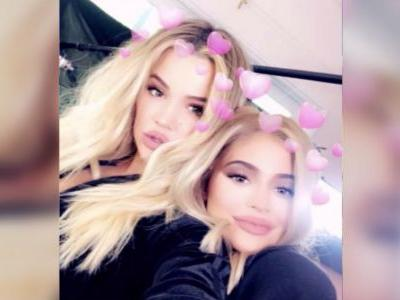 Khloé Kardashian And Kylie Jenner Just Had The Cutest Lil' Interaction On Instagram