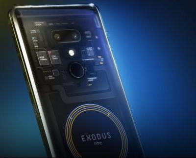 HTC's blockchain phone Exodus 1 on sale, but can only be bought with cryptocurrencies