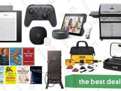 Sunday's Best Deals: Blood Sweat and Pixels, Indoor and Outdoor Grills, Spider-Man, and More