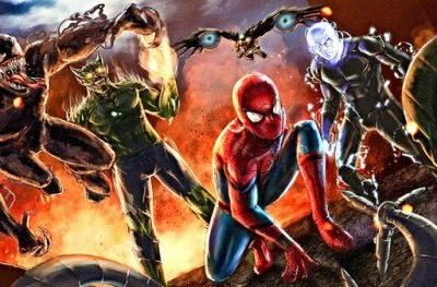 Sinister Six Spider-Man Spin-Off Is Still a PossibilityDrew