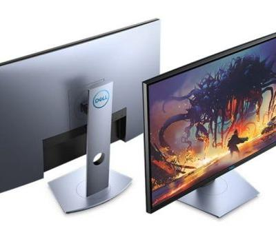 New DELL Gaming Monitors With Native 144Hz Refresh Rates