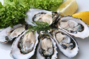 Sept 15: Oysters on the Half Shell!