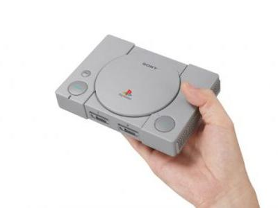 The PlayStation Classic is Sony's Answer to the NES Mini