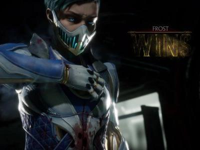 Mortal Kombat 11 - Frost Officially Revealed, Abilities and Fatality Showcased