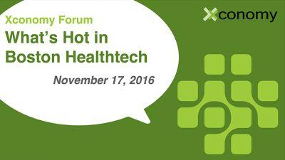 Join Us at the Broad in 2 Weeks for What's Hot in Boston Healthtech
