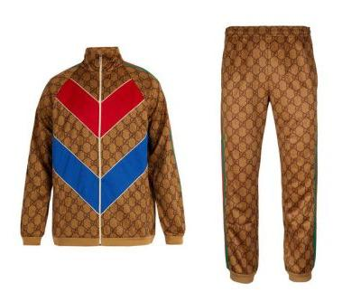 Advent Calendar Day 15: Gucci GG Supreme Tracksuit