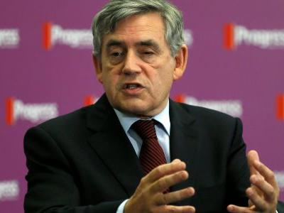 Former UK Prime Minister Gordon Brown joins $78 billion Swiss private equity firm