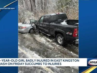 15-year-old girl dies after East Kingston crash on Friday