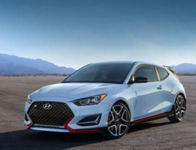 2019 Hyundai Veloster N Revealed: This Is Hyundai's Hottest Ever Hatch