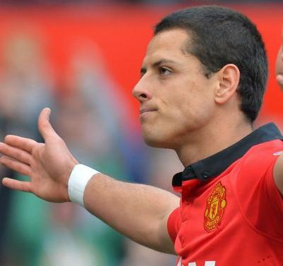 Chicharito can't hide his Man Utd affection as he revels in stunning PSG scalp