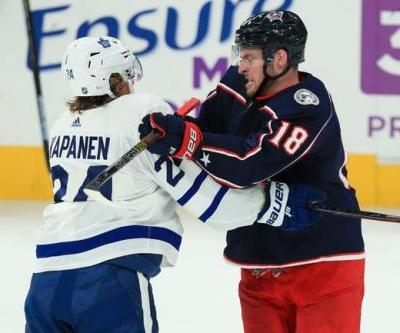 Toronto Maple Leafs vs. Columbus Blue Jackets - 10/21/19 NHL Pick, Odds, and Prediction