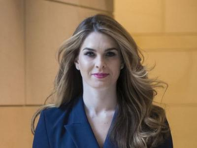 Hope Hicks to meet with Judiciary panel behind closed doors