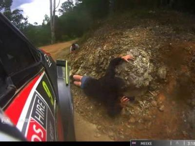 Rallying Wants Onboard Cameras to ID Reckless Fans