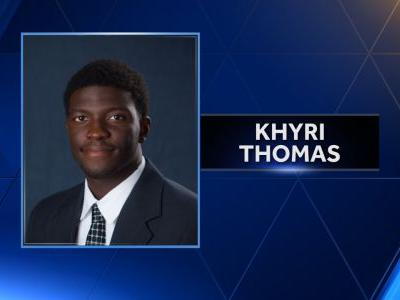 Khyri Thomas selected in second round of 2018 NBA Draft