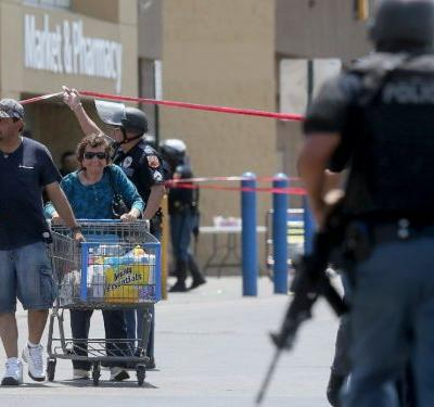 Threat of a knife attack at Georgia Walmart sparks terror in the aftermath of mass shootings