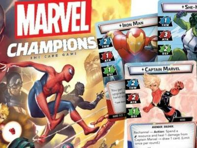 The Marvel Champions LCG is a fun little card game, and sets the stage for future Marvel gaming stars