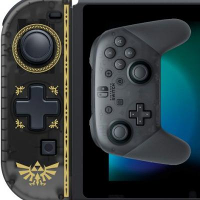 PSA: You're might want some sort of good Switch d-pad solution for Cadence of Hyrule