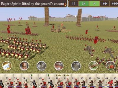Classic Strategy Game 'Rome: Total War' Coming to iPhone on August 23