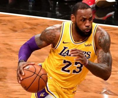 LeBron James bringing the buzz back to the Lakers