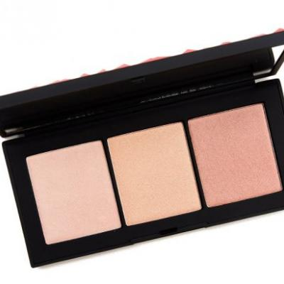 NARS High Voltage Highlighter Palette Review & Swatches